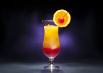 Przepis na drink Tequila Sunrise