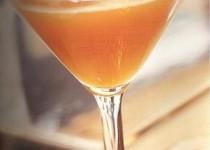 Przepis na drink spieczona pomarańcza