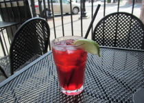 Przepis na drink Cape Coder