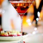 Pocałunek wampira Martini